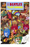Buy Yellow Submarine, Italian Movie Poster, 1968 at AllPosters.com