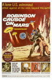 Robinson Crusoe on Mars, 1964