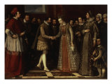 The Marriage of Francesco de' Medici andJoanna of Austria