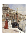 Buy The Heat of the Day, Venice, 1892 at AllPosters.com