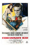 The Cincinnati Kid, Italian Movie Poster, 1965