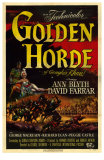 Golden Horde, 1951