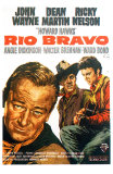 Rio Bravo, German Movie Poster, 1959