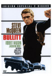 Bullitt, Spanish Movie Poster, 1968