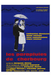 The Umbrellas of Cherbourg, French Movie Poster, 1964 Premium Poster