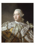 Portrait of King George III