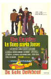 Yellow Submarine, French Movie Poster, 1968