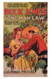 One Man Law, 1932