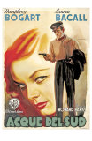 To Have and Have Not, Italian Movie Poster, 1944