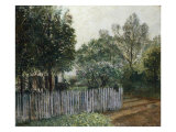 La Maison dans les Arbres, 1880