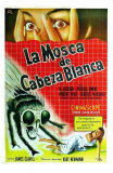 The Fly, Argentine Movie Poster, 1958