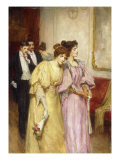 At the Ball, 1897