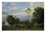 The Woodshed, 1820