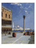 Buy The Winged Lion of S. Mark, 1905 at AllPosters.com