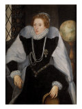 The Sieve Portrait of Queen Elizabeth I