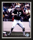 Ken Stabler - Passing Action