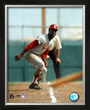 Lou Brock - On Base - ©Photofile