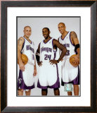 Bibby, Jackson and Christie - '03/'04 Group ©Photofile