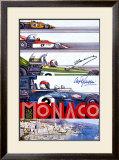 Monaco Grand Prix F1 Race, c.1973