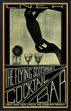 The Flying Scotsman's Cocktail Bar