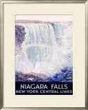 New York, Central Lines, Niagara Falls