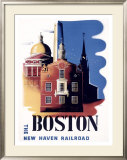 Boston, Massachusetts, New Haven Railroad