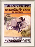 Automobile Club of America, Savannah Race