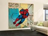 Collection vintage de Marvel Comics : L'Extraordinaire Spider-Man (The Amazing Spider-Man), panneau vieilli