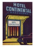 Hotel Continental Barcelona Spain