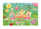 Fairy Fun Art Print