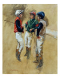 Three Jockeys