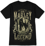 Bob Marley - Rebel Legend
