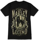 Bob Marley - Rebel Legend Poster Art