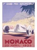 Monaco Grand Prix, 1935