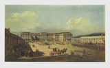 The Castle Schoenbrunn at the Time of Maria Theres