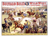 Buffalo Bill's Wild West, Rough Riders of the World