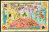 Marvelous Map of Oz