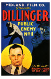 Dillinger- Public Enemy No. 1