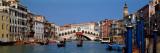 Buy Bridge across a Canal, Rialto Bridge, Grand Canal, Venice, Veneto, Italy at AllPosters.com