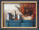 Flowers on Gramma's Sideboard II