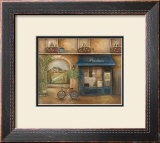 Paulette Framed Art Print