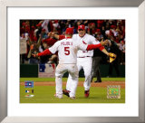 Albert Pujols And Scott Rolen