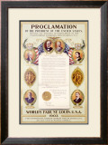 Presidents Proclamation at 1903 World's Fair