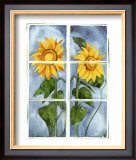 Sunflowers at the Window