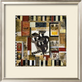 Cafe Society Framed Art Print