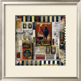 Cafe Royale Framed Art Print