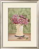 A New Romance II Framed Art Print