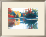 Perfect Autumn Framed Art Print
