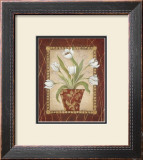 Tulip Revival Framed Art Print