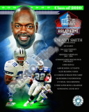 Emmitt Smith Class Of 2010 HOF